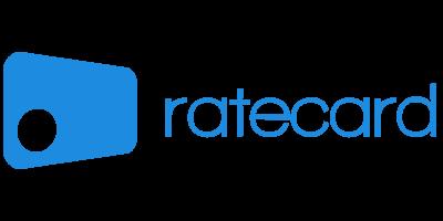 Logo van partner Ratecard