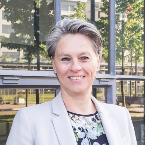 Foto van Prof. dr. Josette Dijkhuizen